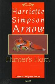 Hunter's horn PDF