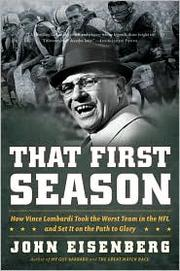 That first season by John Eisenberg
