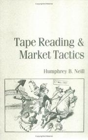 Tape Reading and Market Tactics PDF