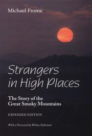 Strangers in high places by Michael Frome