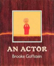 An Actor by M. B. Goffstein