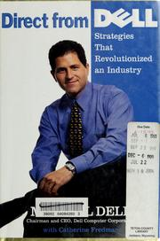Cover of: Direct from Dell by Michael Dell