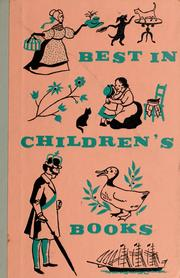 Cover of: Children's Books