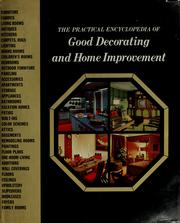 Cover of: The practical encyclopedia of good decorating and home improvement by
