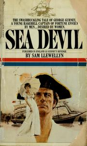 Cover of: Sea devil by Sam Llewellyn