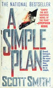 A simple plan by Smith, Scott