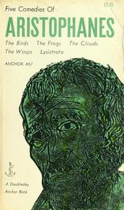 Cover of: Five comedies by Aristophanes