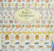 Cover of: The baby's catalogue | Janet Ahlberg
