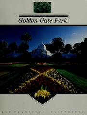 Golden Gate Park by Murphy, James photographer.