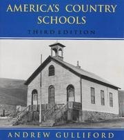America's country schools by Andrew Gulliford