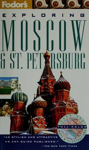 Cover of: Fodor's exploring Moscow & St. Petersburg by