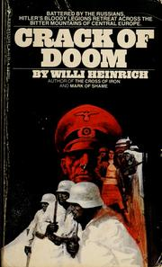 Cover of: Crack of doom by Willi Heinrich
