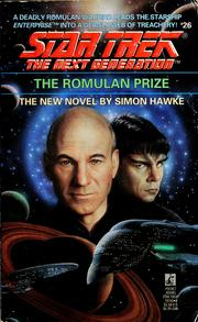 Cover of: The Romulan prize by Simon Hawke