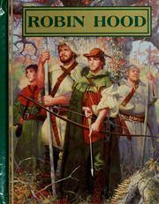 Cover of: Robin Hood (Gateway Classics Ser) by J. Walker McSpadden