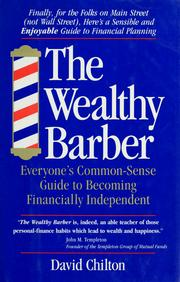 The Wealthy Barber by David Chilton