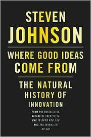 Cover of: Where Good Ideas Come From by 
