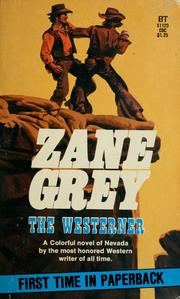 Cover of: The westerner by Zane Grey