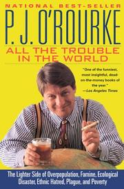 All the trouble in the world PDF