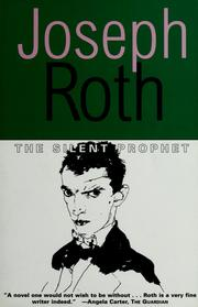 Stumme Prophet by Joseph Roth