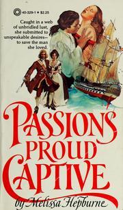 Passions Proud Captive