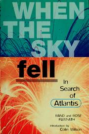 When the sky fell by Rand Flem-Ath