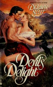 Cover of: Devil's Delight by Deloras Scott