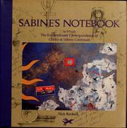 Sabine&#39;s notebook by Nick Bantock