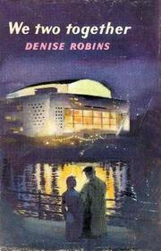 Cover of: We Two Together by Denise Robins