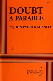 Cover of: Doubt by John Patrick Shanley