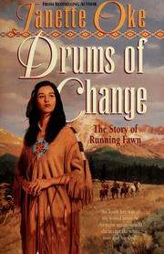 Cover of: Drums of change by Janette Oke