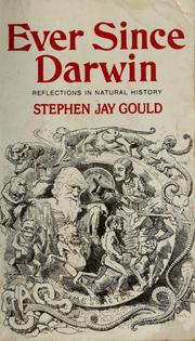 Cover of: Ever since Darwin by Stephen Jay Gould