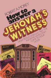 How to answer a Jehovah's Witness PDF