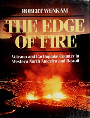 Cover of: The edge of fire by Robert Wenkam