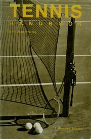 Tennis handbook Billy Jean Herzog