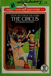 The circus by Edward Packard
