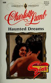 Cover of: Haunted Dreams (Sins) by Charlotte Lamb
