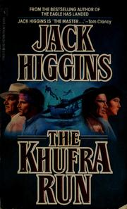 The Khufra run by Jack Higgins