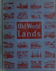 Cover of: Old world lands by Harlan H. Barrows