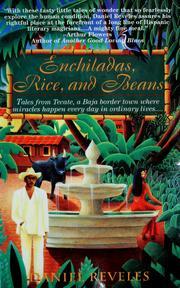 Enchiladas, rice, and beans