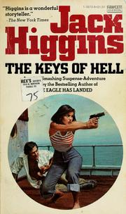Cover of: The keys of hell by Jack Higgins