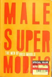Cover of: Male Super Models by George Wayne