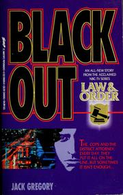 Cover of: Black out by Jack Gregory
