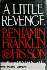 A Little Revenge by Willard Sterne Randall