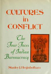 Cultures in conflict by Stanley J. Heginbotham