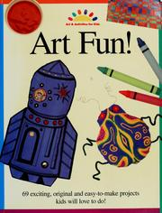 Cover of: Art fun! by Kim Solga
