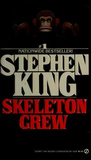 Cover of: Skeleton crew | Stephen King