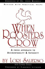 When roosters crow by Lori Salierno