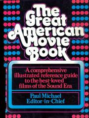Great American Movie Book by RH Value Publishing