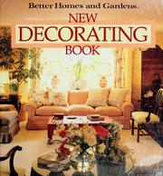 Cover of: Better homes and gardens new decorating book by [editor, Pamela Wilson].