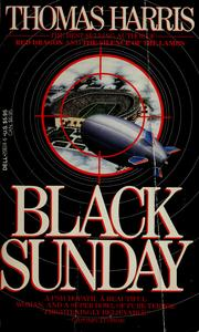 Cover of: Black Sunday by Thomas Harris